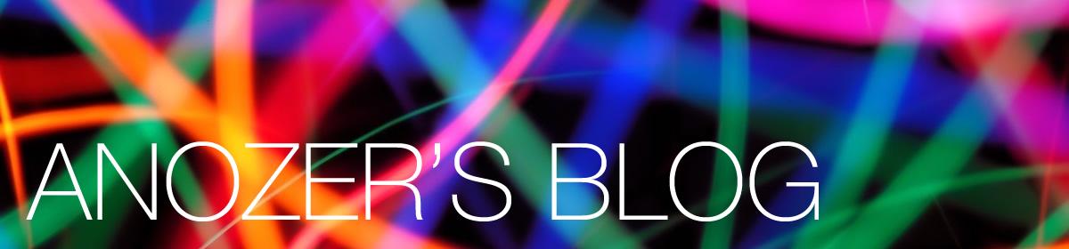 Anozer's Blog